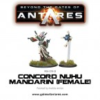 New: Female Concord NuHu Mandarin