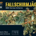 New: Plastic Fallschirmjager Jump in to Store