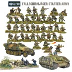 New: Fallschirmjager Starter Army