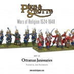 New: Ottoman Janissaries