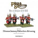 WGP-OT-51-Janissary-Halberdiers-Advancing-a