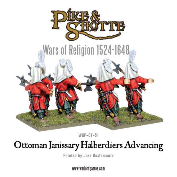 WGP-OT-51-Janissary-Halberdiers-Advancing-b