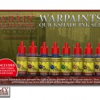 New: Army Painter Warpaints Quickshade Ink Set