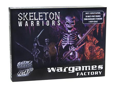 Wargames Factory Skeleton Warriors