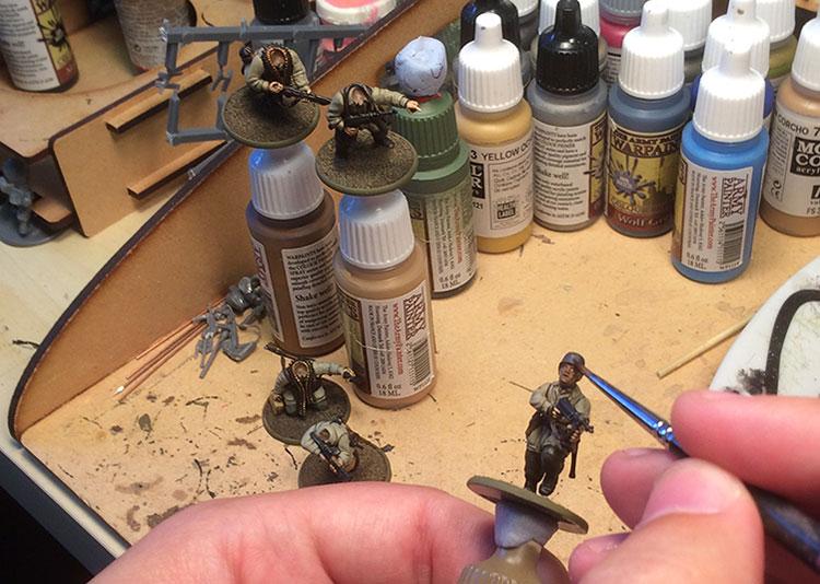 fallschirmjager-painting