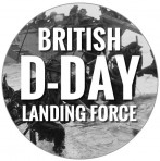 British DDay Circle Small