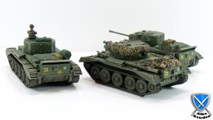 Cromwell Platoon 3
