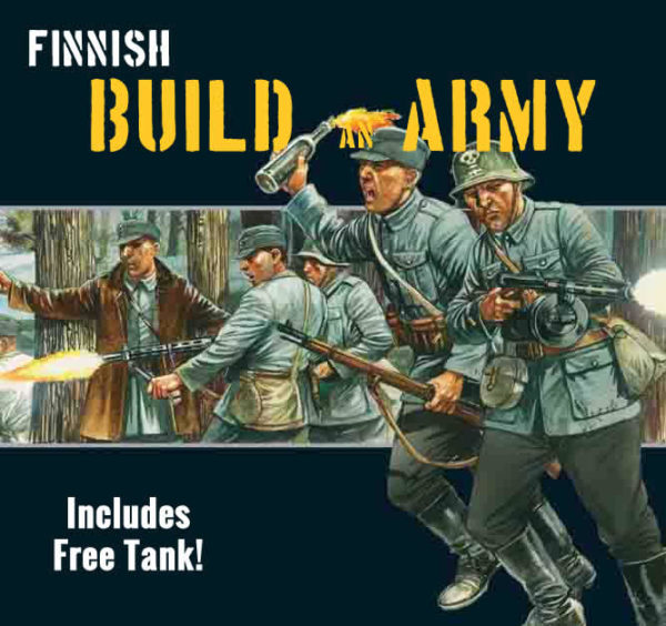 Finnish Build an Army