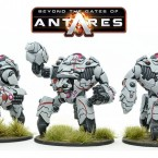 Beyond the Gates of Antares: Ghar Sighted