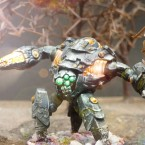 Hobby: Painting a Ghar Battle-suit