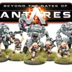 Beyond The Gates Of Antares: Ghar Military Formations
