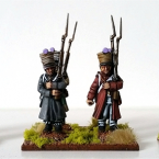 Comment Peindre un Citoyen, Or: How to Paint French Line Infantry – by Laurens Vannijvel