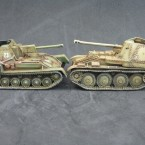 Head to Head: SU-76 vs Marder III
