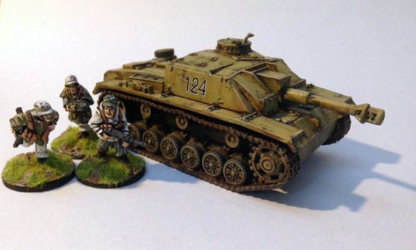 Patch-Stug