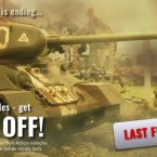 Last Few Days – 15% off 3+ vehicles