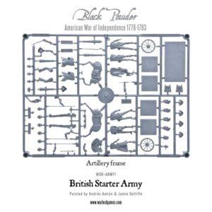 AWI WGR-ARMY1 British Artillery Frame 1