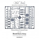 AWI WGR-ARMY1 British Hessian Infantry Frame 2