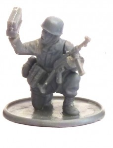 Andy's Fallschirmjager  Figure D