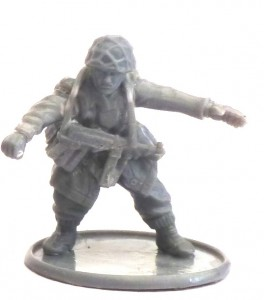 Andy's Fallschirmjager  Figure E