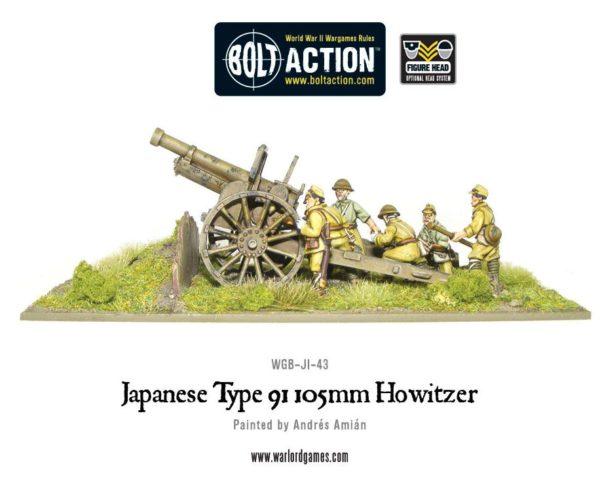 Japanese Type 91 WGB-JI-43 b