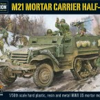 New: M21 Mortar Carrier Half-track