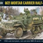 New: M21 Mortar Carrier Half-track