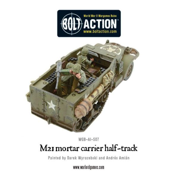 M21 Mortar carrier  WGB-AI-507 e