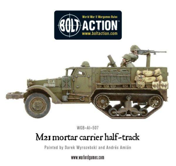 M21 Mortar carrier  WGB-AI-507 f