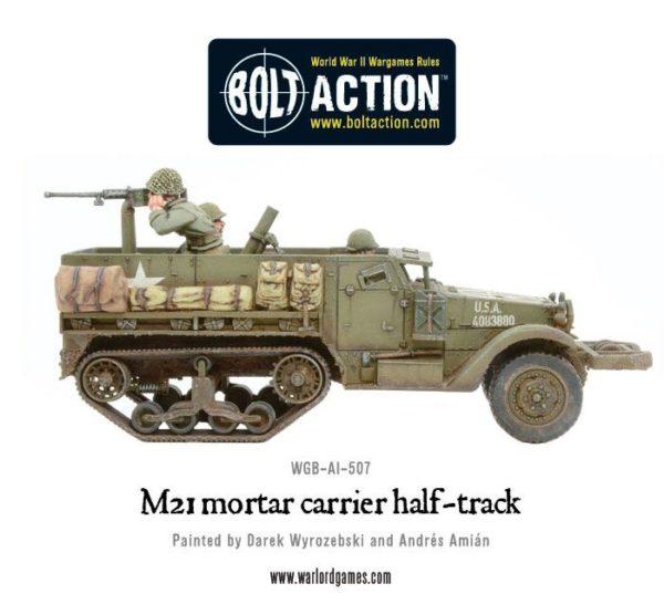 M21 Mortar carrier  WGB-AI-507 g