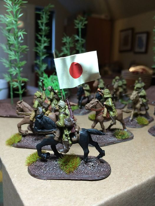 Mike Goss Japanese Cavalry (5)