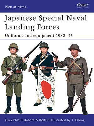 Osprey SNLF Book