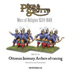 New: Ottoman Janissary Archers