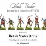 WGR-ARMY1 AWI British Starter Army f