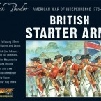New: American War of Independence British Starter Army