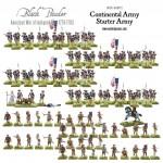 WGR-ARMY2 AWI Continental Starter Army a