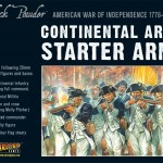 WGR-ARMY2 AWI Continental Starter Army cover