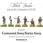 WGR-ARMY2 AWI Continental Starter Army d