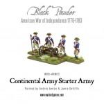 WGR-ARMY2 AWI Continental Starter Army f