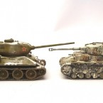 Head to Head: Panzer IV Ausf H vs T34/85