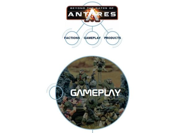 Antares Game Play
