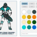 Beyond the Gates of Antares: Concord Armour Designer