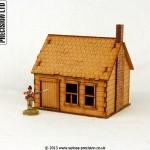North American - House Stone Chimney 5