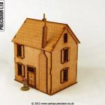 North American Plantation House