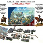 New: American Civil War Battle Set