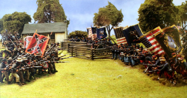 New: American Civil War Battle Set - Warlord Games