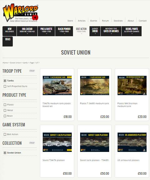 Soviet-Armour-Webstore