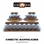 New: Kinetic Barriers & Barricades