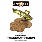 New: Transmat Station & Pads