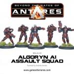 WGA-ALG-01 Algoryn Assault Squad