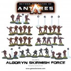 Refit: Antares Armies – Algoryn Skirmish Force